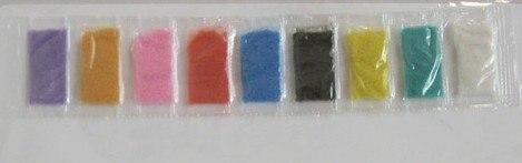 Горячая распродажа! 9 цветного песка Наборы для оптовых