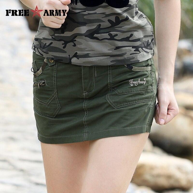 Suknje za suknje za žene Ljeto Novi dolazak patentni zatvarač Moda - Ženska odjeća - Foto 3