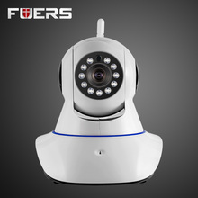 New Security Network CCTV WIFI IP camera Megapixel HD 720P Wireless Digital Security IR-CUT Night Vision Camera for Alarm System
