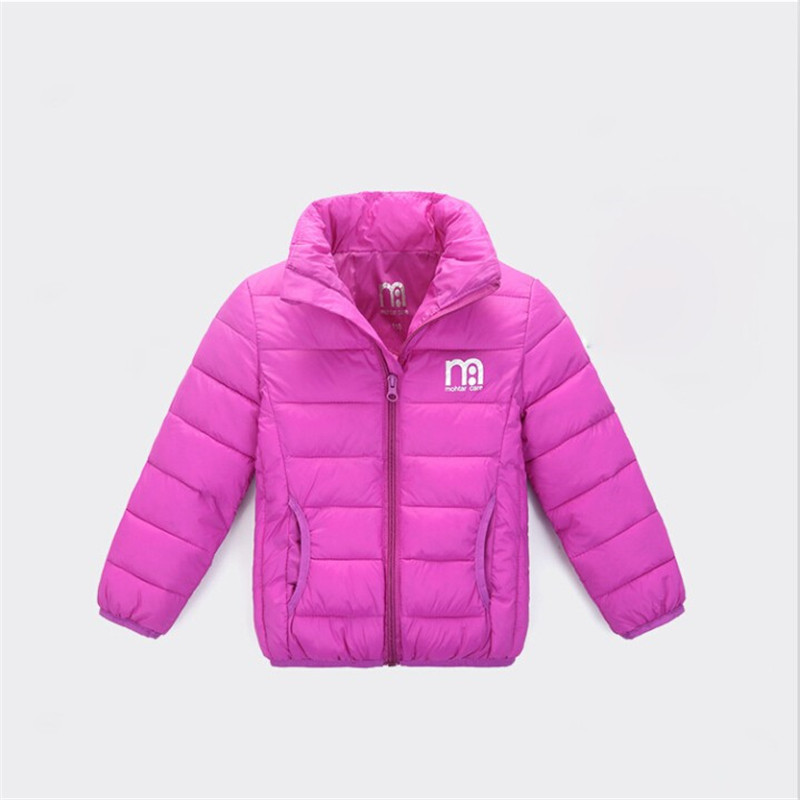 BibiCola free shipping winter new baby boy and girl jacket,Toddler  thick warm down jackets,infant  sports parkas outerwear