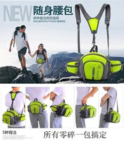 Outdoor Wallet For Men And Women Climbing Cycling Kettle Package Large Capacity Backpack Traveling SLR Camera
