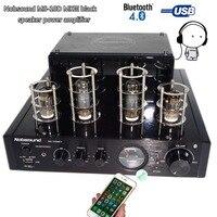 Nobsound MS 10D MKII tube amplifier Bluetooth amplifier Audio headphone amp usb lossless music Play Hifi 2.0 amplifier