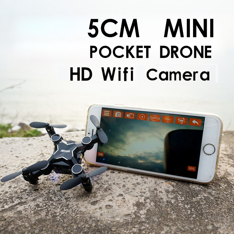 Mini Drone M1HS FPV Real Time Video Quadcopte RC Toy 4CH Helicopter Set High With Controller