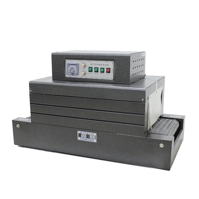 bs f thermal shrink packaging machine heat shrink packaging machine