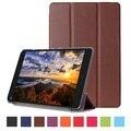 Para 2015 xiaomi mi pad mipad2 7.9 ''cases tablet pc shell soporte de LA PU cubierta elegante de cuero Ultra delgada funda de piel cubierta de folio caso