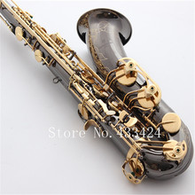 Yanagisawa T-991 B Flat Tenor Saxophone Bb Top Musical Instrument Saxe Black nickel gold Process Sax Professional