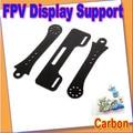 7月8日 дюймов RC FPV воздушная монитор углепластик держатель стойка дисплей поддержка раскладной
