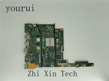 yourui For ASUS Original Laptop Motherboard E402M E402MA Mainboard REV 2.0 With N2840u CPU DDR3 Test ok