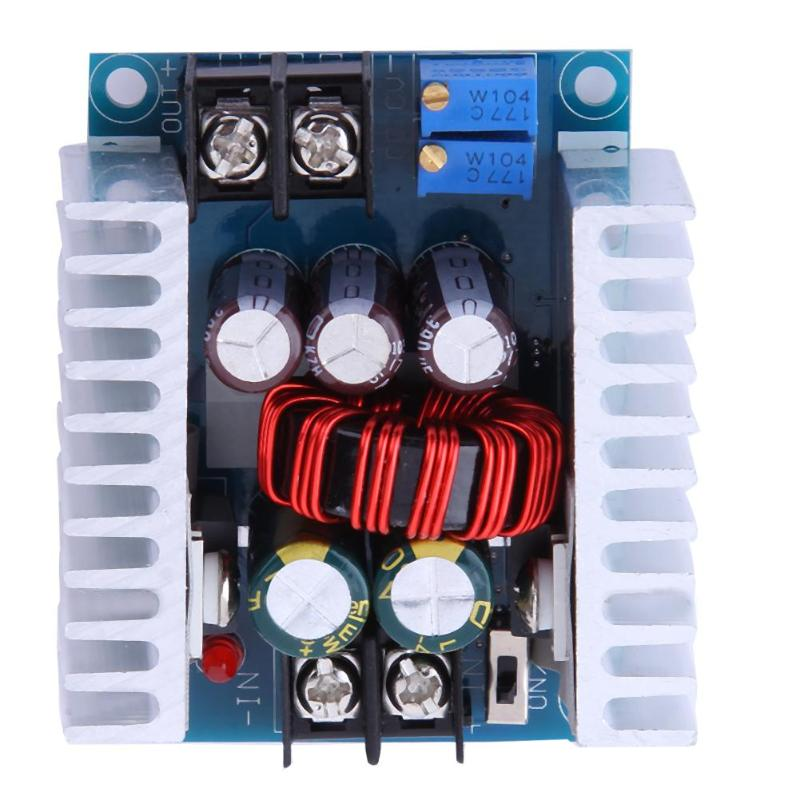 цена на DC 300W 20A CC CV Constant Current Adjustable Step Down Converter Voltage Buck Module