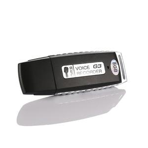Image 5 - Portátil pequeno mini ditaphone flash drive digital usb gravador de voz caneta wav gravador de áudio