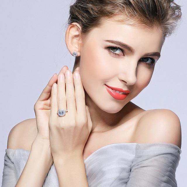 Sterling Silver Brilliant Legacy Stud Earrings