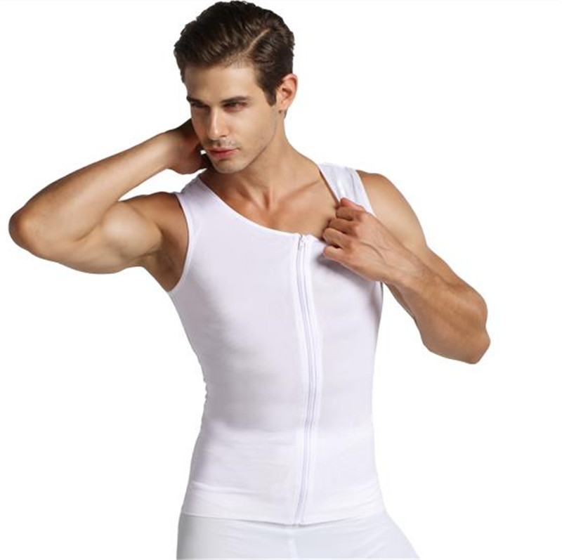926c5280a6 Dropwow Posture Corrector Men Body Shaping Vest Slimming Chest Belly ...