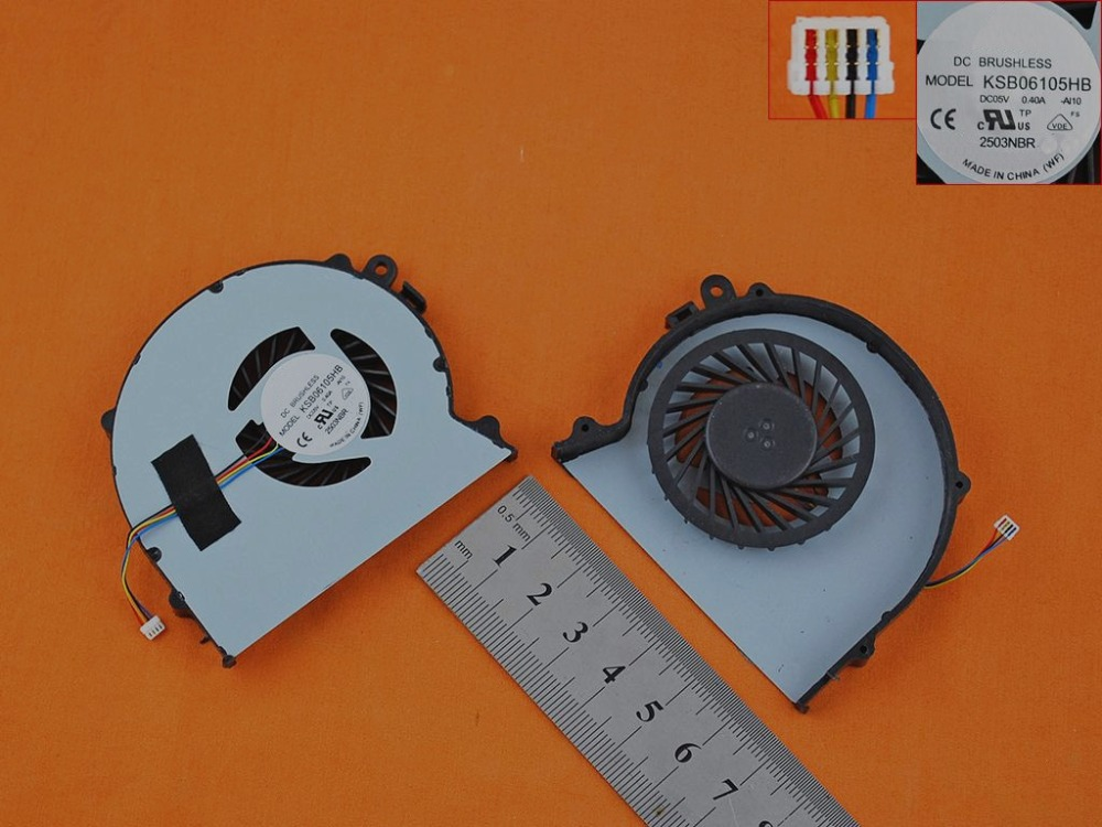 New Laptop Cooling Fan For SONY VPC-SD VPC-SA VPC-SB PN: KSB06105HB CPU Cooler Radiator vaio vpc eh2m1r w купить