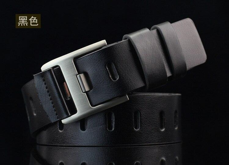 Apparel Accessories Hot New Mens Belts Luxury Brand Designe Leather Belt For Man 2019 High Quality Lattice Embossing Female Ceintures Homme U108
