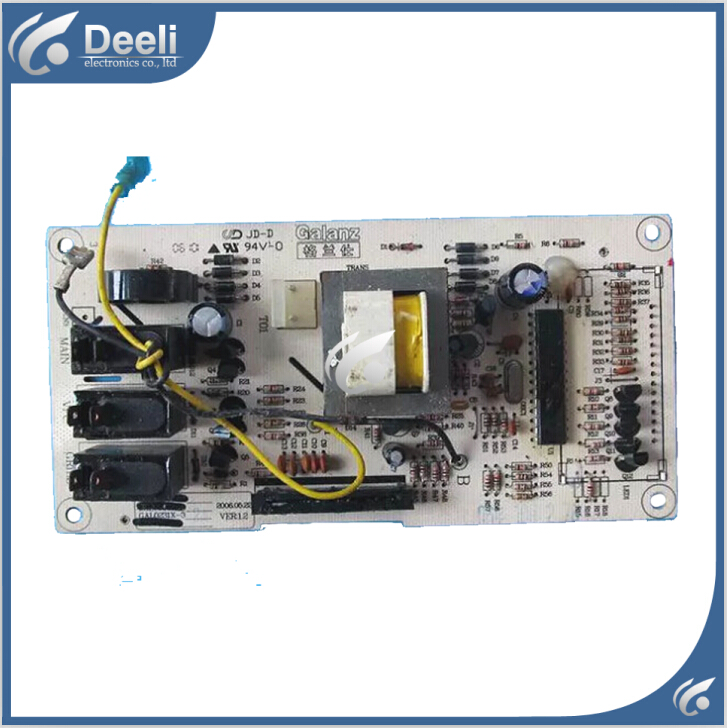 все цены на Free shipping 95% New original Microwave Oven computer board GAL0231X-3mainboard on sale
