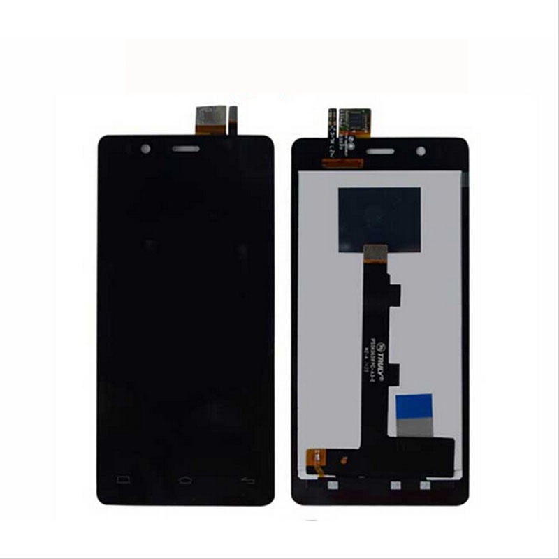 ФОТО Black Touch Screen Digitizer Glass Sensor+LCD Screen Panel For BQ Aquaris E4.5 90698 Assembly  Replacement
