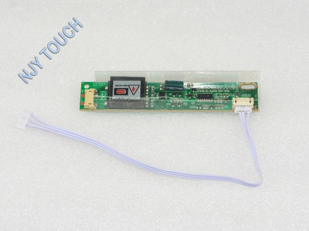 Universal 1 Lamp Narrow CCFL Backlight Inverter Board TTL LVDS LCD DIY  Monitor
