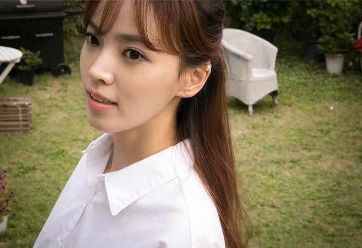 A-15 1 pieza 2018 moda versión coreana de clip de oreja de perla tipo U sin perforar invisible clip de oreja joyería femenina más hermosa a