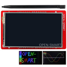 3.2 inch TFT LCD Display module Touch Screen Shield onboard temperature sensor + Pen for Arduino UNO R3/ Mega 2560 R3 / Leonardo