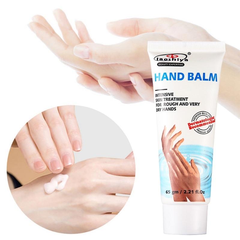 Natural Nourishing Anti-drying Hand Care Moisturizing Nourishing Skin Anti-Aging Anti-Crack Whitening Hand Cream