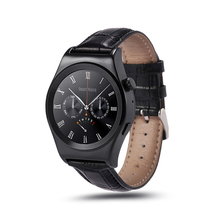 2016ใหม่X10สมาร์ทนาฬิกาMTK2502Cบลูทูธการตรวจสอบเครื่องวัดอุณหภูมิS Mart W Atchนาฬิกา1.30นิ้วTFT Fullหน้าจอIPS
