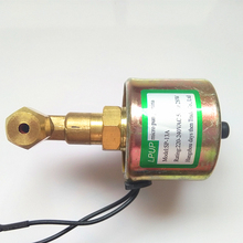 Steam Cleaner High Temperature Voltage Electromagnetic Pump Model SP-13A 220-240VAC 50Hz Power 28W