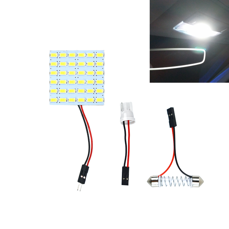 car styling Car <font><b>Led</b></font> Vehicle Panel Lamps Auto Interior Reading light for Pontiac Firebird sunfire grand <font><b>Renault</b></font> Clio <font><b>Captur</b></font> image