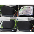 6 Pcs/Set Car Sun Shade Car Window Suction Cup Film Car Curtain Auto Sun Visor Car Styling Covers Sunshade