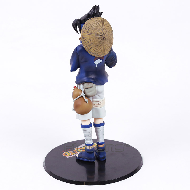 Naruto Shippuden Uchiha Sasuke Statue PVC Action Figure Collectible Model Toy