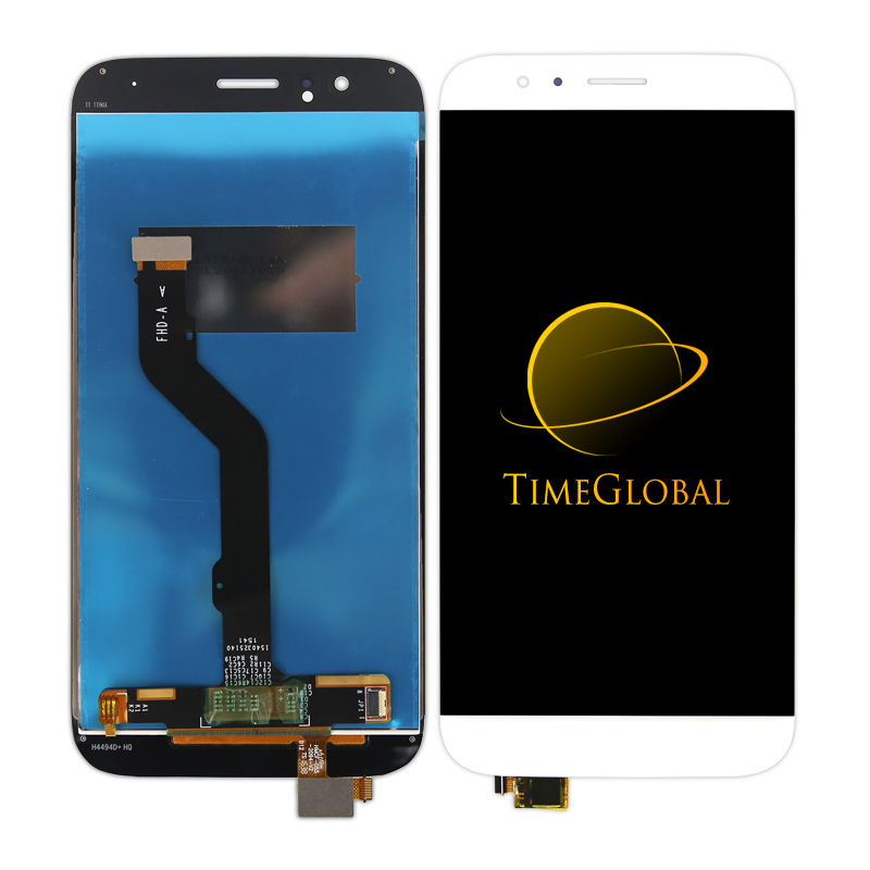 5pcs Free DHL For Huawei Ascend Maimang 4 LCD Display + Touch Screen Digitizer Glass Lens Assembly Replacement Black white gold for huawei ascend p7 p7 l10 l09 lcd display touch glass digitizer frame assembly replacement screen white black