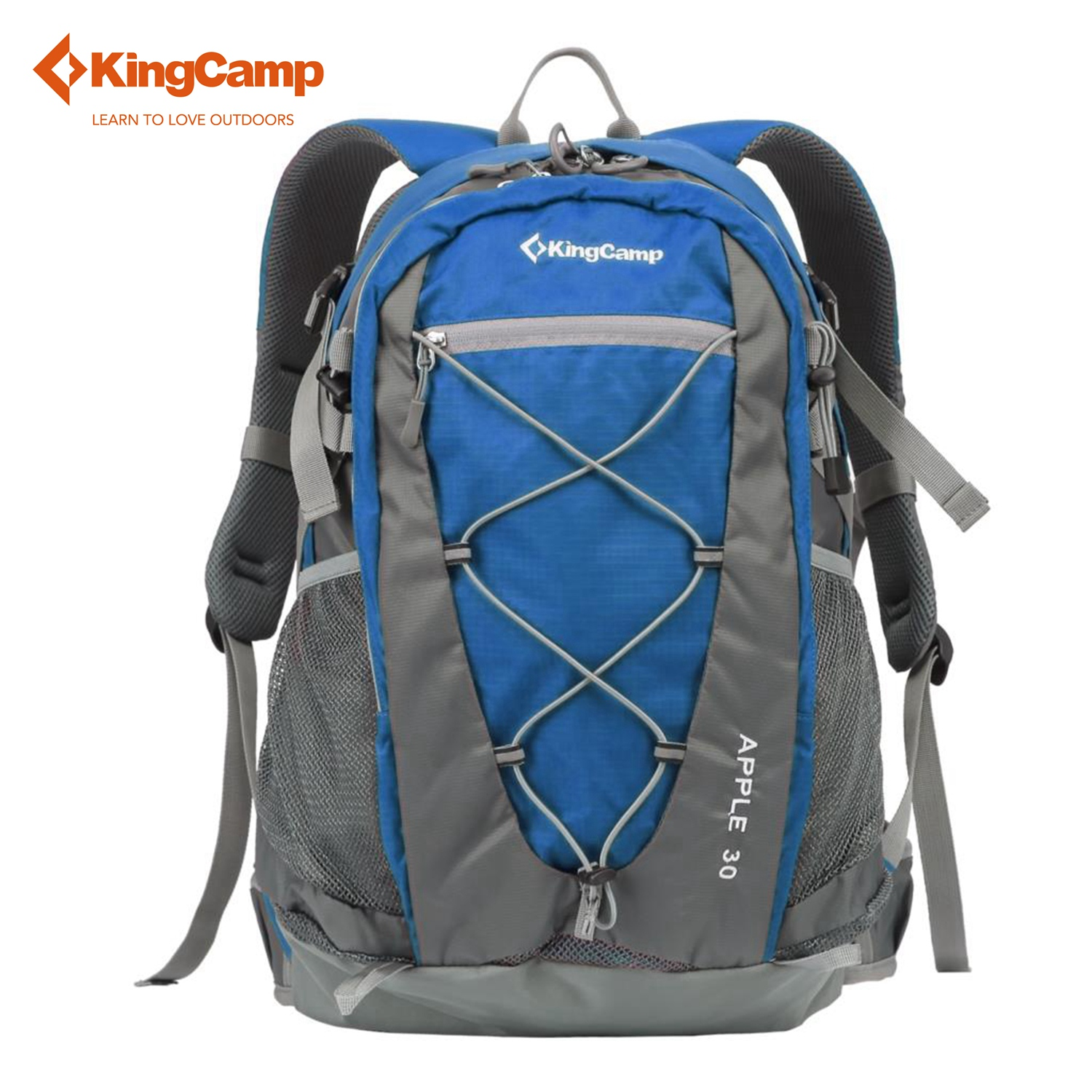 KingCamp Camping Bag Outdoor Sport Bag Waterproof 30L Outdoor Hiking Climbing Travelling Backpack kingcamp moon 30
