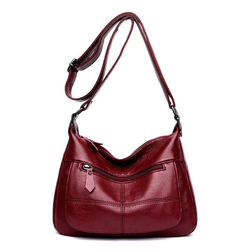 Moda tasarımcısı kadın çanta kadın hakiki deri çanta çanta bayanlar taşınabilir omuzdan askili çanta ofis bayanlar rahat çanta C868