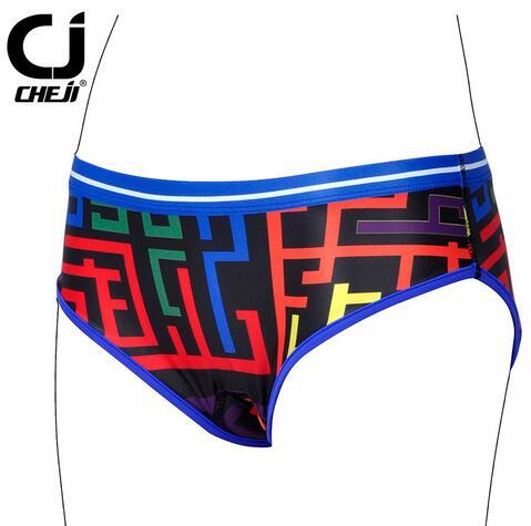 Cheji Womens Bike Cycling Underwear Quick Dry Briefs Bicycle Bike