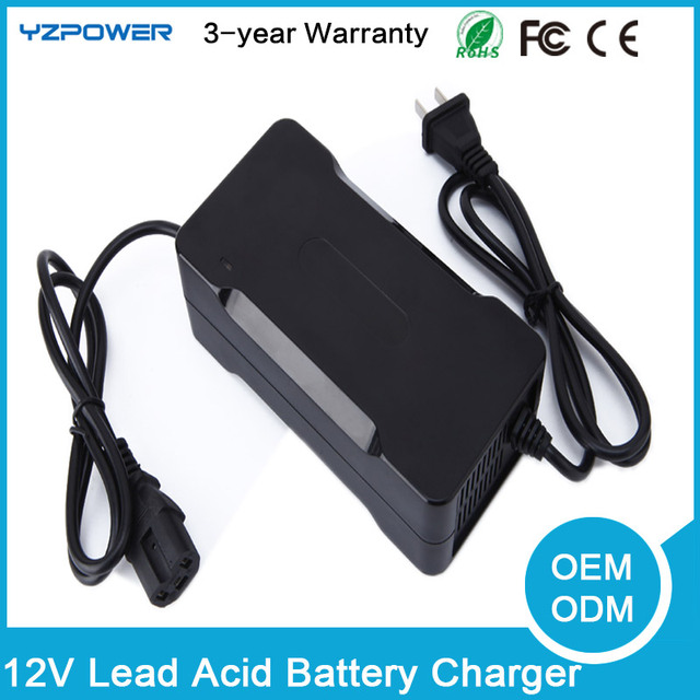 12V 9.5A 10A 10.5A 11A 11.5A 12A 12.5A 13A Seal Lead Acid Car Battery Charger