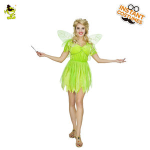 Image 1 - New Lovely Fairy Costumes Adults Womens Carnival Party Elf Role play Summer Dress Princess Costumes