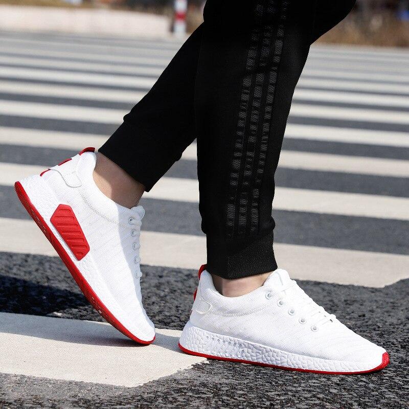Adulte 2018 Hommes Chaudes Ventes Chaussures Lace automne Occasionnel Haute gray Maille De Black Homme Européenne Up white Sneakers Qualité Mode Casual Printemps rZTnaqrv