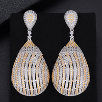 missvikki Vintage Ball Drop Earrings For Women Ethnic Waterdrop Dangle Earrings Statement Jewelry Dubai Style Women Jewelry