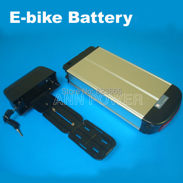 Electric biike li-ion battery 36v 10ah + 500W BMS 36V 2A Charger E-bike 36v10a - ANNPower Lithium Battery Parts Store store