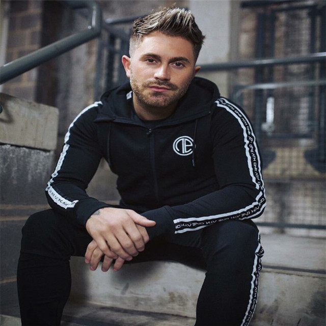 Spornosexual Tracksuits Sets 1