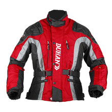 Motorcycle Jacket Men's 600D Oxford Cloth Street Motorcycle Jacket Motocross Equipment Gear Cotton Underwear Coldproof Jacket motocross jackets riding clothing equipment gear underwear cold proof jacket winter summer men s 600d oxford motorcycle jacket