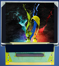 1.77 inch 45PIN Full Color Oled scherm SSD1353 Rijden IC 160*128 SPI seriële of 6800/8080 parallelle prot PMOLED
