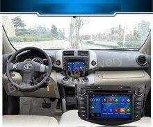1024*600 Quad Core Android 5.1.1 Fit TOYOTA Rav4 2001 – 2006 2007 2008 2009 2010 -2015 Car radio DVD Player Navigation GPS Radio