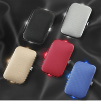 8pcs Manicure Adult Home Use Pedicure Scissor Tweezer Knife Ear Pick Utility Nail Clipper Kit Stainless