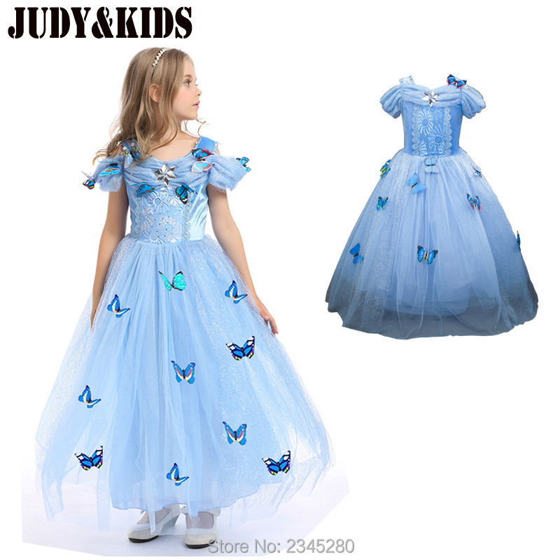 Dress For Girls Festive Dresses Fancy Party Evening Princess Carnival Costumes For Children Teenagers Dresses For Girls 10 Years