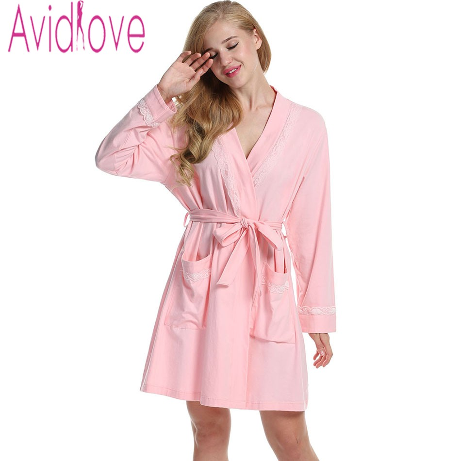 A robe and a towel in one, our plush towel wraps are designed to stay put with an elastic band and shoulder straps so you can get ready hands-free. When you're in the mood to stay in all weekend, you can't go wrong with a sleep lounger or long sleep duster.