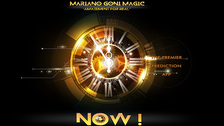 Now By Mariano Goni Magic Tricks