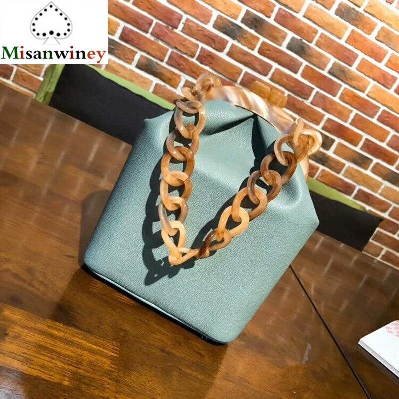 Уникальный канал Дизайн Box сумка Crossbody сумки для Для женщин мода звезды шоу кожа Сумки леди сумка мешок основной