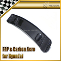 Car-styling For Hyundai Veloster Sequence Style Carbon Fiber Rear Spoiler (Turbo)