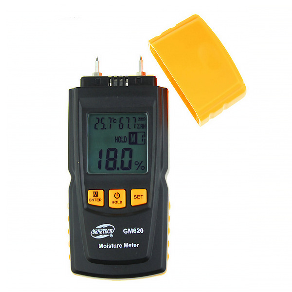 Wood moisture tester Wood moisture meter moisture meter hygrometer mc 7806 digital moisture analyzer price with pin type cotton paper building tobacco moisture meter