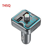 New Car Charger + bluetooth mp3 lossless music player QC3.0 USB Type-C Charger For Samsung S8 S9 S10 Xiaomi Huawei Phone Adapter цена в Москве и Питере